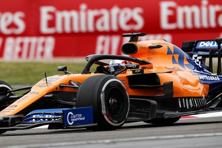 Carlos Sainz Mclaren China Formula1 2019